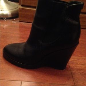 Michael Kors ankle boots wedge